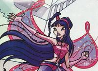 Комикс Винкс Winx - Приключение на Зените (Журнал Винкс №6 2012)