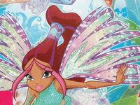 Комикс Винкс Winx - Подводная ловушка (Журнал Винкс №03 2014)