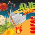 Пришелец бомбардир! (Alien striker!)