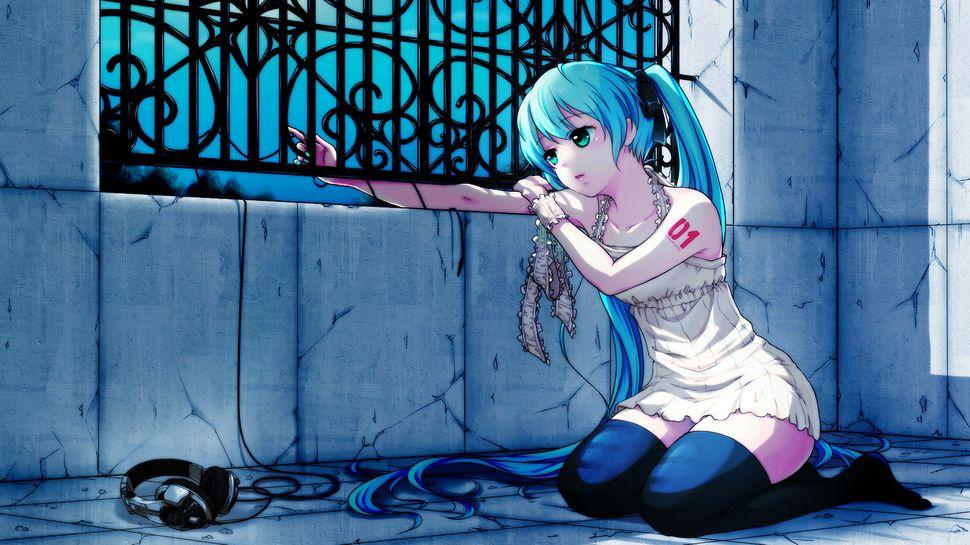 Девочки из аниме-25