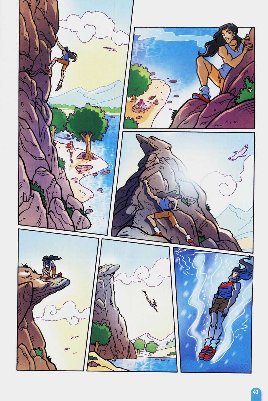 Комикс Винкс Winx - Неверное решение (Журнал Винкс №3 2011) - стр. 41