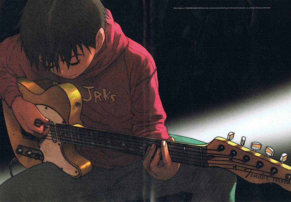 Красивое из аниме-20