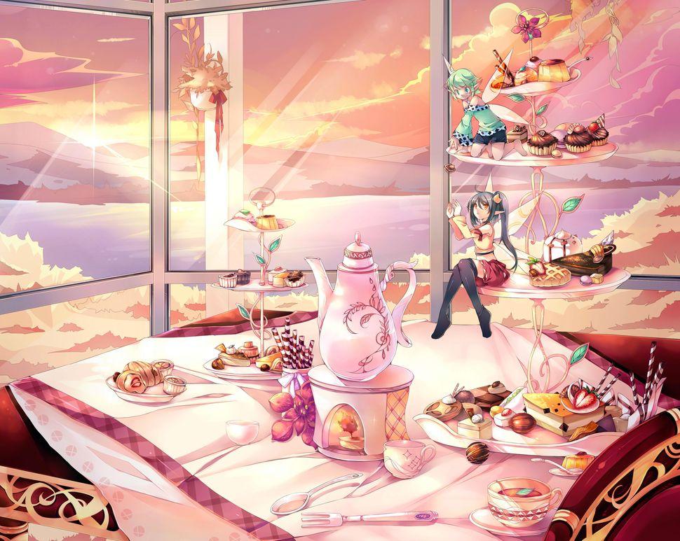 Красивое из аниме-25
