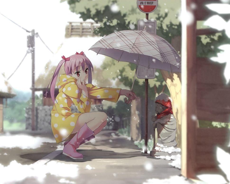 Красивое из аниме-26