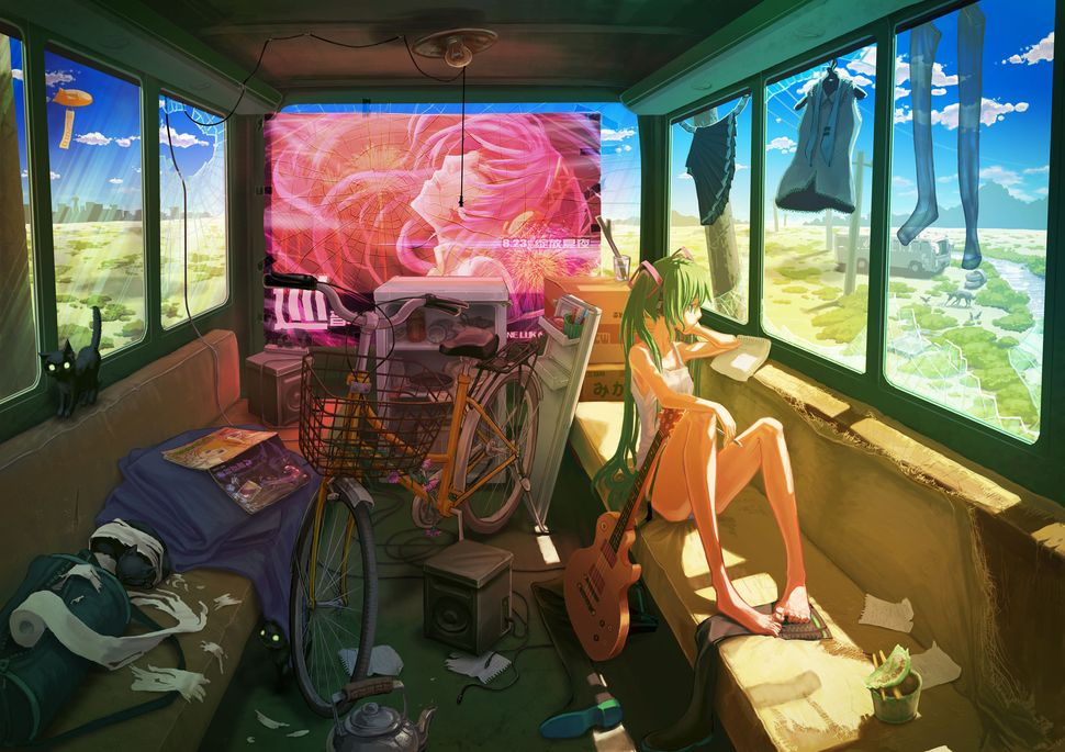 Красивое из аниме-27