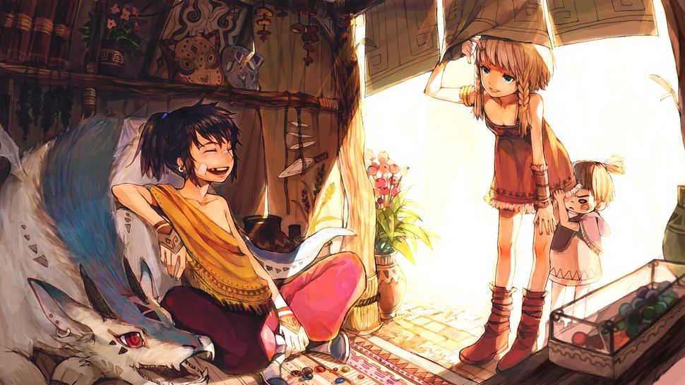 Красивое из аниме-29