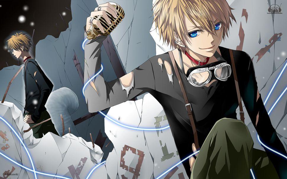 Красивое из аниме-4