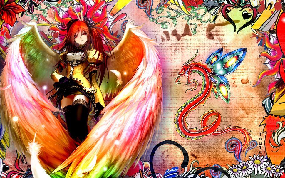 Красивое из аниме-9