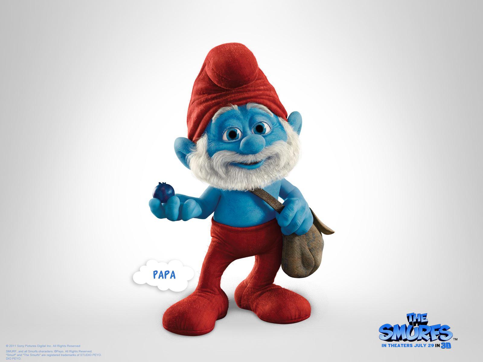 Смурфики (The Smurfs)