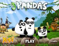 3 Панды (3 Pandas)
