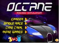 Октан, мчащийся симулятор (Octane Racing Simulator)