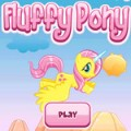 Пушистый пони (Fluffy Pony)