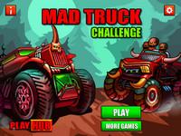 Безумный грузовик (Mad Truck Challenge)