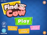 Найдите корову (Find the Cow)