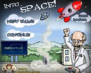 В космос (Into Space)