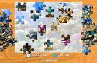 Игры онлайн с пазлами
