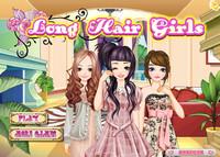 Длинные волосы у девушек (Long hair girls)