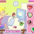 Игра для девочек - Офисная лентяйка