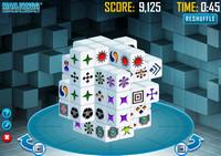 Маджонг в 3D размере (Mahjongg Dimensions)