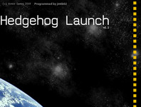 Ёжик в полете (Hedgehog Launch)