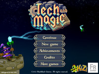 Техника проитв Волшебства (Tech and Magic)