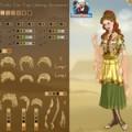 Римское платье леди (Roman Lady Dress)