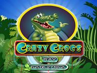 Сумасшедший Крокодил (Crazy Crocs)